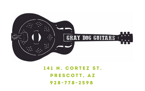 Gray Dog Guitars, Prescott, AZ