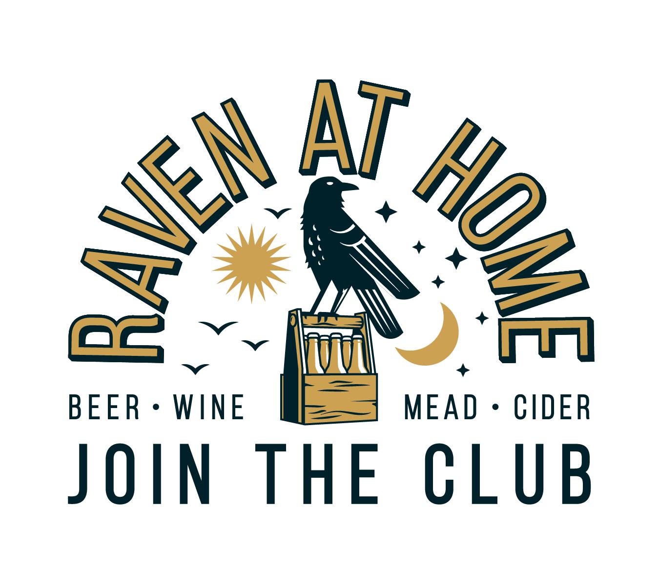 Raven At Home Logo